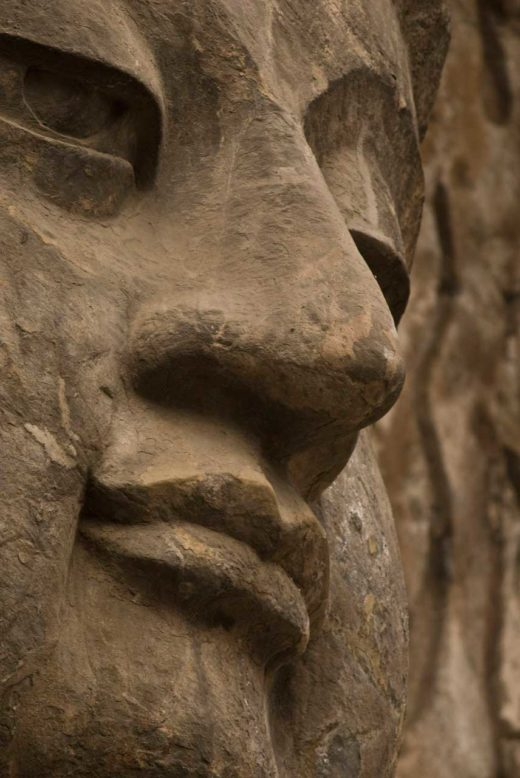 Regard du bouddha